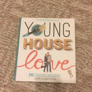 4/$25 Young House Love book